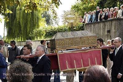Markusfest - Traditioneller Inselfeiertag Reichenau / Insel