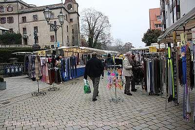 Martinimarkt Sigmaringen