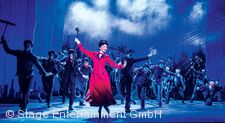 """Mary Poppins - Das Broadway Musical"" Stuttgart am 12.10.2016 bis 31.07.2017"