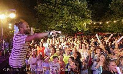 19. Großes Lichterfest im Enzauenpark Pforzheim