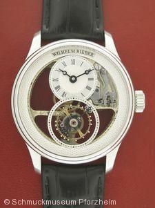 """""""Mechanik en miniature - Armbanduhren der Luxusklasse"""" Pforzheim"""