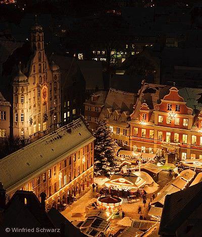 Christkindlesmarkt Memmingen am 29.11.2019 bis 22.12.2019
