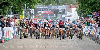 UCI Mountain Bike Cross-Country World Championships presented by Mercedes Benz Albstadt