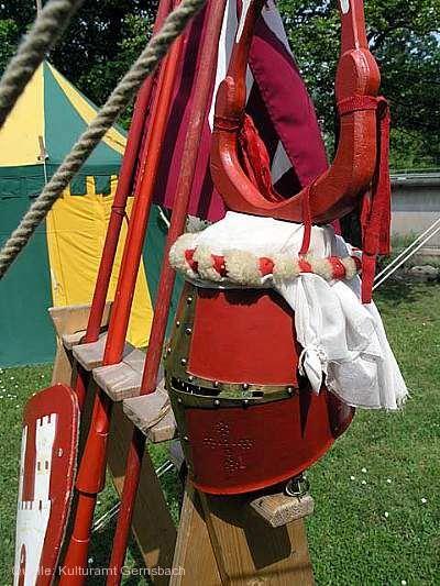 10. Mittelalterfest auf der Murginsel Gernsbach