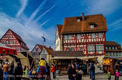 Mittelalterlicher Frühlingsmarkt Vellberg