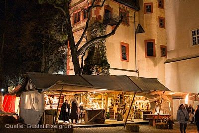 Mittelalterlicher Weihnachtsmarkt Durlach Karlsruhe
