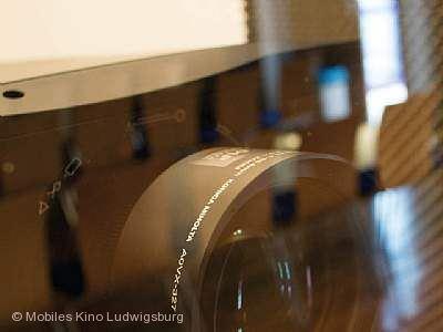 Mobiles Kino Ludwigsburg Kernen im Remstal