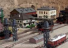 52. Modelleisenbahn-Börse Gerlingen