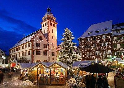 Weihnachtsmarkt Mosbach