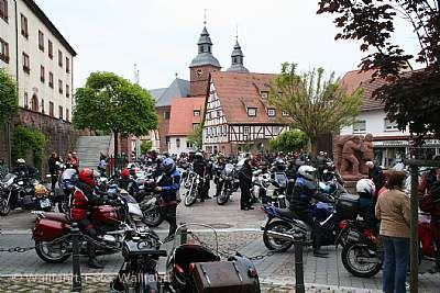 Motorradwallfahrt Walldürn