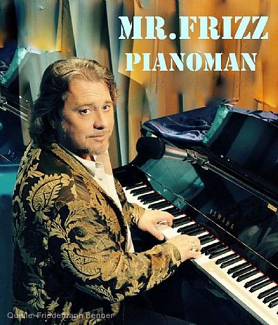 Mr. FriZz Pianoman Trio Bad Buchau am Federsee am 29.06.2019