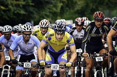 Mountainbike-Bergrennen um den Renchtal-Pokal Bad Peterstal-Griesbach