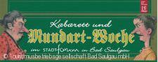 Kabarett- und Mundartwoche Bad Saulgau