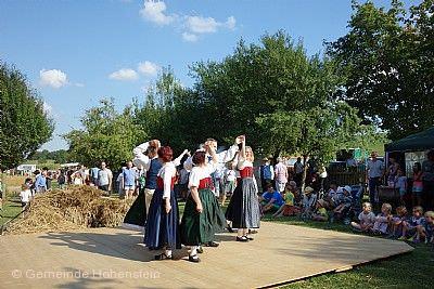 "Museumsfest ""Das Museum lebt!"" Hohenstein (Württ.)"