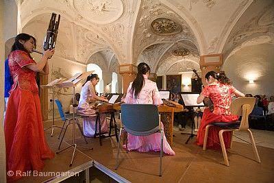 """Music Middle School Shanghai - """"Ein chinesicher Abend"""" Lauchheim"""