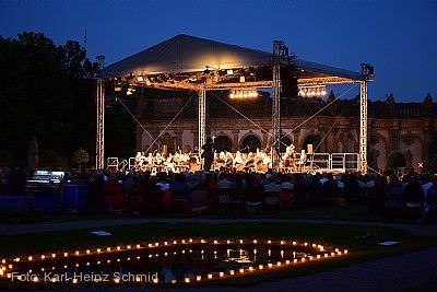 Hohenloher Kultursommer: Musikfest auf Schloss Weikersheim am 05.07.2021