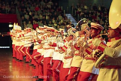 Musikparade Stuttgart am 14.03.2020
