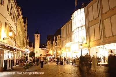 Nachtbummel - Bad Mergentheim klingt gut
