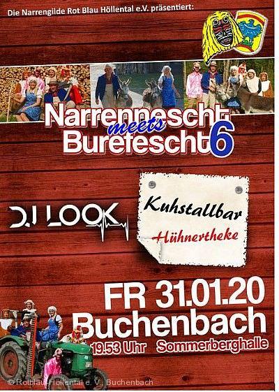 """""""Narrennescht meets Burefescht"""" Buchenbach"""