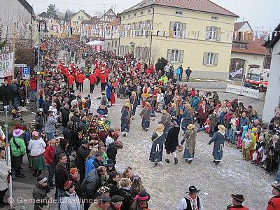 Narrentag der Narrenvereinigung Hegau-Bodensee Eigeltingen am 07.02.2020 bis 09.02.2020