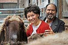 "Wasenwald-Festspiele: ""Heidi"" Reutlingen"