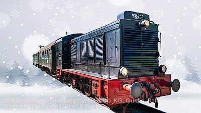 Nikolausfahrten mit der Sauschwänzlebahn Blumberg