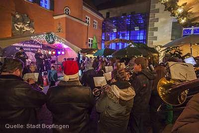 Nikolausmarkt Bopfingen