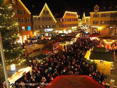 Nikolausmarkt Rottenburg am Neckar