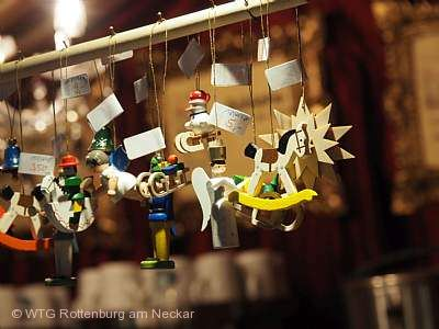 Nikolausmarkt am Dom Rottenburg am Neckar