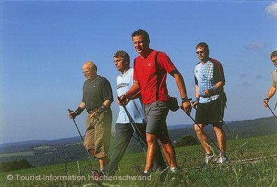 12. Nordic-Walking-Panoramalauf Höchenschwand