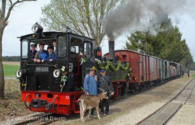 Öchsle-Bahn Warthausen
