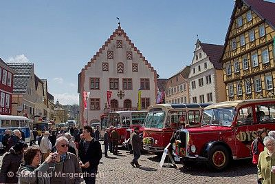 Internationales Oldtimerbus-Treffen Bad Mergentheim