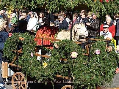 Traditioneller Hammeltanz Crailsheim