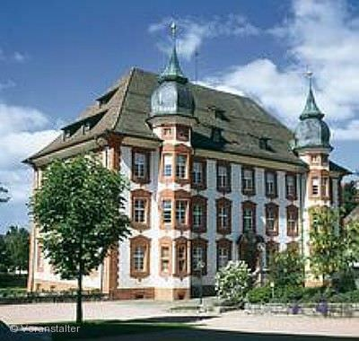 Open Air im Schlossgarten Bonndorf im Schwarzwald