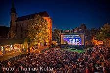 Mosbacher Sommer: Open-Air-Filmnächte