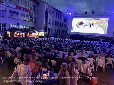 20. Gammertinger Open-Air-Kino Gammertingen