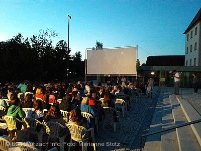 Open Air Kino Bad Wurzach