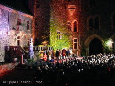 Oper auf Schloss Braunfels