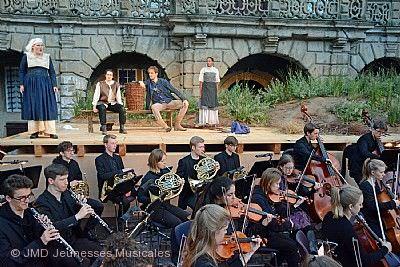 Junge Oper Schloss Weikersheim - G. Puccini: La Bohème