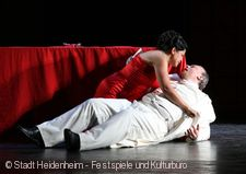 "Opernfestspiele Heidenheim - ""Un Giorno di Regno"" Heidenheim an der Brenz"