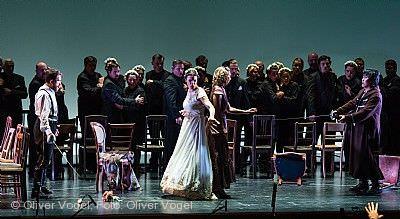 """Opernfestspiele: """"I due foscari"""" Heidenheim an der Brenz"""