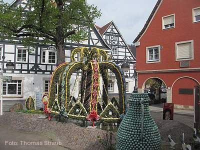 Osterbrunnen Bad Überkingen