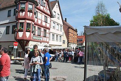 Ostermontagsmarkt Creglingen