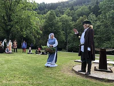 Paracelsus - Versuch einer Annäherung Bad Liebenzell
