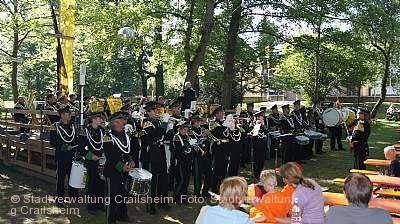 Parkfest der Bürgerwache Crailsheim