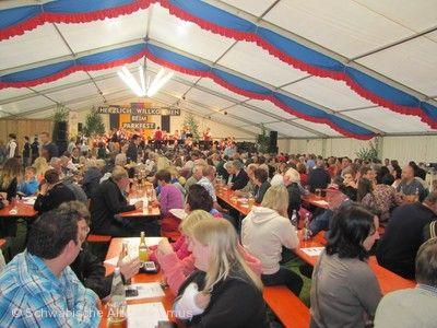 Flohmarkt im Park und Parkfest mit Blechnacht Inzigkofen