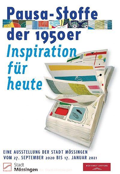 """""""Pausa - Stoffe der 1950er Inspiration für heute"""" Mössingen"""