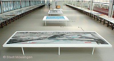 """Kunstausstellung """"Werksentwicklung bei Andreas Felger"""" Mössingen"""