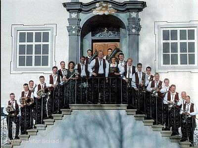 Peter Schad und seinen Oberschwäbischen Dorfmusikanten Bad Buchau am Federsee