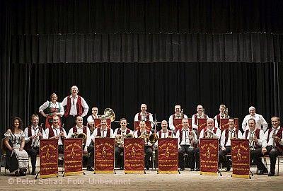Peter Schad und seine oberschwäbische Dorfmusikanten Bad Waldsee